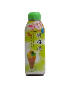 台湾 梅ジュース / 洪大媽 酸梅湯 450ml
