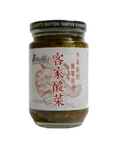 馬師傅 客家酸菜 / 台湾カラシナの漬け物 280g