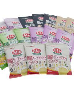 馬玉山 穀物ドリンク 6種類詰め合わせ (1パック30g × 6種類各3パック計18パック)
