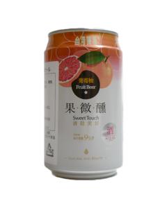 台湾 グレープフルーツビール / 台湾啤酒 葡萄柚 330ml